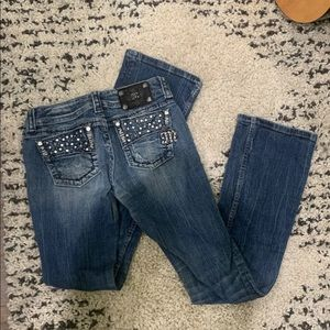 Miss me jeans 26 bootcut